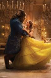 Beauty and the Beast movie poster: Iconic (22x34) [Emma Watson] 2017