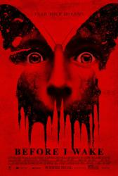 Before I Wake movie poster (2016) original 27x40
