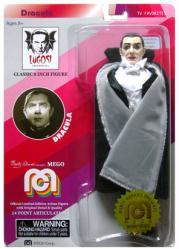 "Bela Lugosi as Dracula classic 8"" action figure (MEGO/2018)"