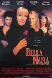 Bella Mafia movie poster [Vanessa Redgrave, Nastassja Kinski] 27x40
