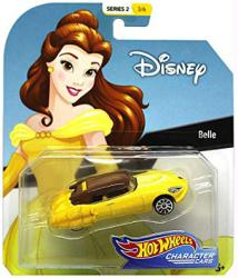 Hot Wheels Character Cars: Disney Belle die-cast vehicle