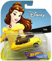 Hot Wheels Character Cars: Disney Belle die-cast vehicle