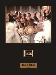 Ben-Hur 8.5'' X 11'' Senitype film cell [Charlton Heston]
