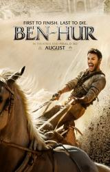 Ben-Hur movie poster (2016) [Jack Huston] original 27x40 advance