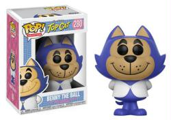 Pop! Animation: Hanna-Barbera Benny the Ball Vinyl figure (Funko)