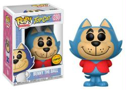 Pop! Animation Hanna-Barbera Benny the Ball Vinyl Chase figure (Funko)