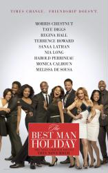 The Best Man Holiday movie poster [Morris Chestnut/Sanaa Lathan] 27x40