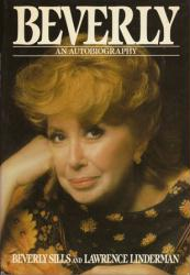 Beverly Sills: An Autobiography hardback book (1987)