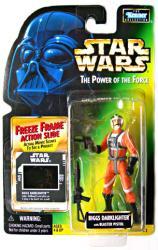 Star Wars POTF: Biggs Darklighter action figure (Kenner/1997)