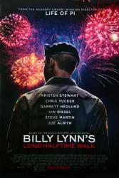 Billy Lynn's Long Halftime Walk movie poster (2016) 27x40 original