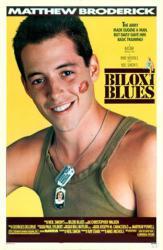 Biloxi Blues movie poster [Matthew Broderick] original 27x41