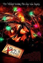 Black X-mas movie poster (2006) original 27x40 [Black Christmas]
