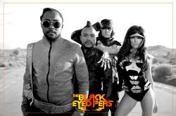 The Black Eyed Peas poster: Wasteland (36'' X 24'' poster)