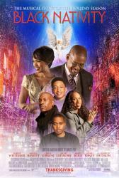 Black Nativity movie poster [Forest Whitaker, Angela Bassett] 27x40