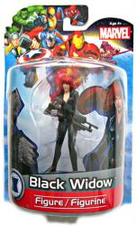 Marvel Monogram: Black Widow figure (Monogram/2012)