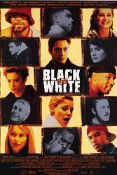 Black and White movie poster [Robert Downey Jr., Jared Leto] 27x40