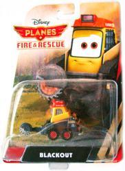 Planes Fire & Rescue: Blackout 1:55 diecast vehicle (Mattel) Disney