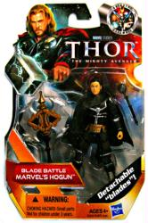 Thor: Blade Battle Marvel's Hogun action figure (Hasbro/2010)