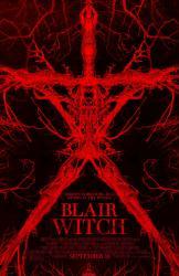 Blair Witch movie poster (2016) original 27x40 one-sheet