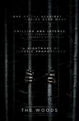 Blair Witch movie poster (The Woods) original 27x40 advance