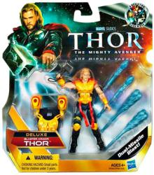 Thor: Deluxe Blaster Armor Thor action figure (Hasbro/2011)
