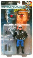 Terminator 2: Blaster T-1000 action figure (Kenner/1991)
