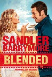 Blended movie poster [Adam Sandler, Drew Barrymore] original 27x40