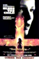 Bless the Child movie poster [Kim Basinger] 27x40 video version NM