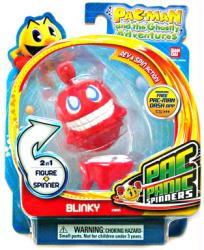 Pac-Man and the Ghostly Adventures: Blinky Pac Panic Spinner figure