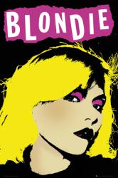Blondie poster: Pop Art (24'' X 36'') Debbie Harry