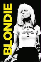 Blondie poster: Camp Funtime (24x36) Debbie Harry