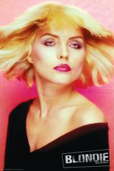 Blondie poster: Debbie Harry Portrait (24x36)