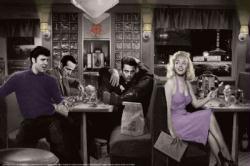 Blue Plate Special poster [Elvis/Marilyn Monroe/James Dean/Bogart]