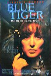 Blue Tiger movie poster [Virginia Madsen] 27x40 video poster