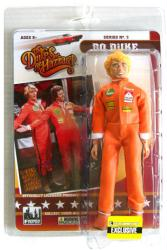 The Dukes of Hazzard: Bo Duke retro action figure in racing jumpsuit