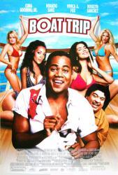 Boat Trip movie poster [Cuba Gooding Jr & Vivica A. Fox] video version