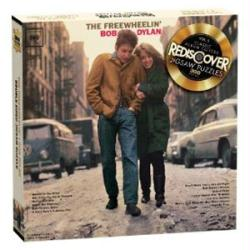 Bob Dylan jigsaw puzzle: The Freewheelin' Bob Dylan (300 pc/2-sided)