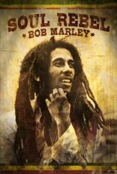 Bob Marley poster: Soul Rebel (24'' X 36'' music poster) New