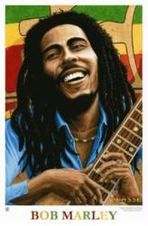 Bob Marley poster: Tuff Gong (24'' X 36'') New