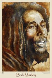 Bob Marley poster: Ancient (24'' X 36'') New