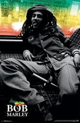 Bob Marley poster: Lounge (22x34)