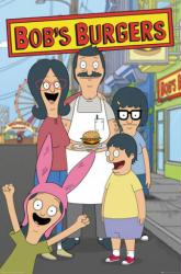 Bob's Burgers poster: The Family (24x36) animated TV series