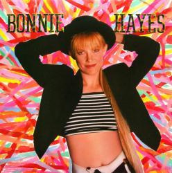 Bonnie Hayes poster: Bonnie Hayes vintage album flat (1987)