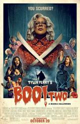 Boo 2! A Madea Halloween [Tyler Perry] original 27x40 one-sheet