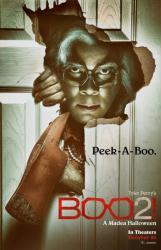 Boo 2! A Madea Halloween [Tyler Perry] original 27x40 advance