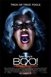 Boo! A Madea Halloween movie poster [Tyler Perry] 27x40 original