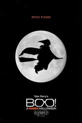 Boo! A Madea Halloween movie poster [Tyler Perry] 27x40 advance