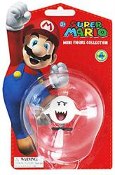 Super Mario Mini Figure Collection: Boo figure (Goldie/2012)