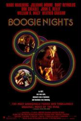 Boogie Nights movie poster [Mark Wahlberg] (Paul Thomas Anderson) VG