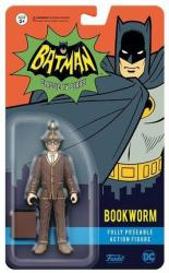 Batman Classic TV Series: Bookworm action figure (Funko)